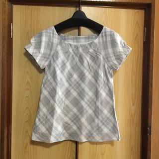 ギャップ(GAP)のGAPタグ付き新品ブラウス(シャツ/ブラウス(半袖/袖なし))