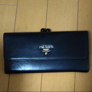 17eef27a5a95 プラダ がま口 財布(レディース)の通販 69点 | PRADAのレディースを買う ...