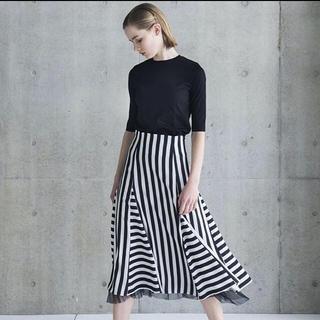 ドゥロワー(Drawer)のSHE Tokyo ドレスT(Tシャツ(半袖/袖なし))