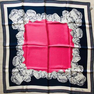 ディオール(Dior)の新品 スカーフ(バンダナ/スカーフ)