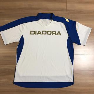 ディアドラ(DIADORA)のメンズ DIADORA フットサル半袖Tシャツ(ウェア)