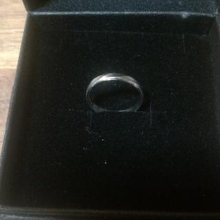 pt900   4~5号指輪 リング(リング(指輪))