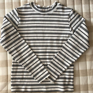 ローリーズファーム(LOWRYS FARM)のボーダーカットソー(Tシャツ(長袖/七分))