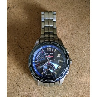 セイコー(SEIKO)の激レア 腕時計 SEIKO BRIGHTZ ホンダレーシングF1 SAGA019(腕時計(アナログ))