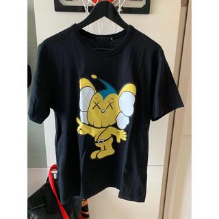 メディコムトイ(MEDICOM TOY)のoriginal fake オリジナルフェイク kaws カウズ(Tシャツ/カットソー(半袖/袖なし))