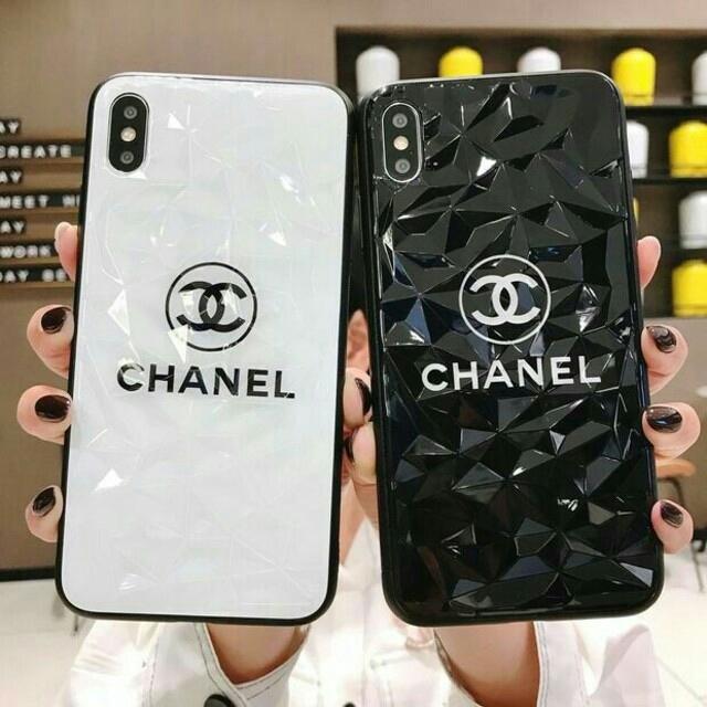 CHANEL - CHANEL 人気新品 iPhoneケースカバーの通販 by そら*&^'s shop|シャネルならラクマ