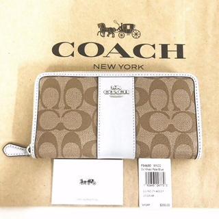 118ee3a0cc1f コーチ(COACH)の正規品 COACH コーチ シグネチャー オールラウンドジップウォレット 財布(
