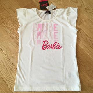 バービー(Barbie)の新品未使用‼️150センチ barbie バービー  半袖tシャツ(Tシャツ/カットソー)