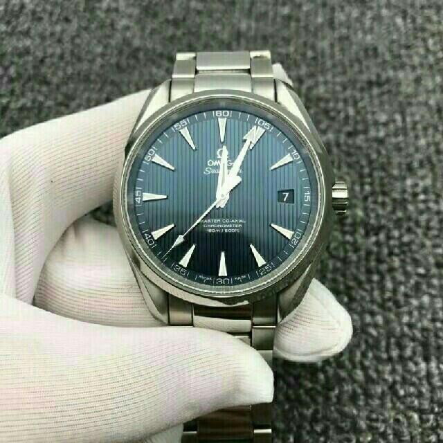 ブランド 腕時計 人気 / OMEGA - OMEGA シーマスター アクアテラ クロノメーター メンズ 時計の通販 by ぐつぁ's shop|オメガならラクマ