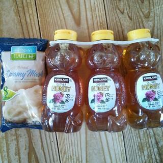 コストコ - コストコ ハチミツ3個セット+マッシュポテト1袋