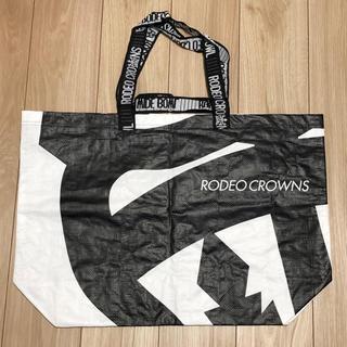 ロデオクラウンズワイドボウル(RODEO CROWNS WIDE BOWL)のRODEO CROWNS WIDE BOWL ショッパー 大(ショップ袋)