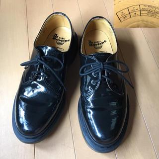 ドクターマーチン(Dr.Martens)のDr.Martins BEAMSコラボ パテント3ホールシューズ(ローファー/革靴)