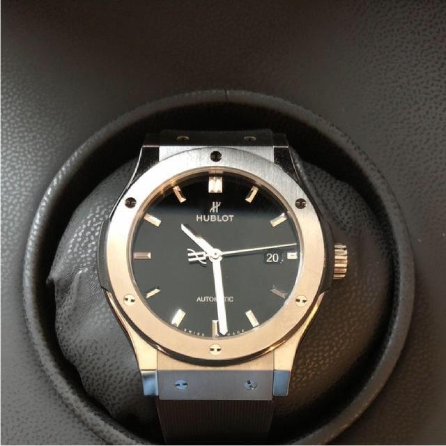 ロレックス偽物腕 時計 、 HUBLOT - HUBLOTクラシックフュージョンの通販 by taro's shop|ウブロならラクマ