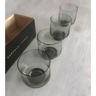 イッタラ(iittala)の廃盤 イッタラ iittala KARHULA グラス コップ 4脚 (グラス/カップ)