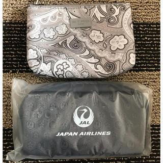 ジャル(ニホンコウクウ)(JAL(日本航空))のJAL エトロ 龍村 アメニティ ポーチ(ポーチ)