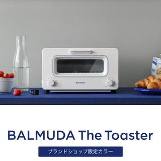 バルミューダ(BALMUDA)のバリュミューダ トースター 限定色(調理機器)