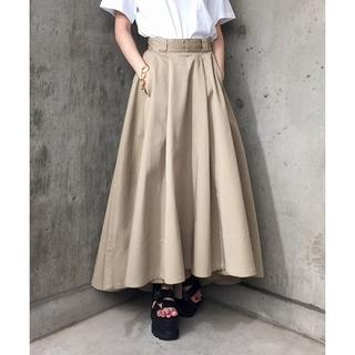 G.V.G.V. - Dickies×k3&co. Flare Skirt フレアチノスカート
