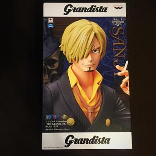 バンプレスト(BANPRESTO)のliebe 様 25日 Grandista  Sanji フィギュア(アニメ/ゲーム)