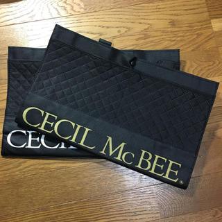 セシルマクビー(CECIL McBEE)のセシルマクビー 布バッグ(ショップ袋)