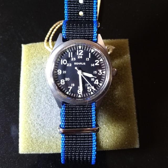 訳有格安❗❗ ベンラス ミリタリーウォッチ 腕時計の通販 by ビアンキ's shop|ラクマ
