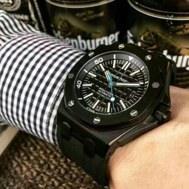 AUDEMARS PIGUET - オーデマピグ AUDEMARS PIGUET腕時計メンズの通販 by リホ's shop|オーデマピゲならラクマ