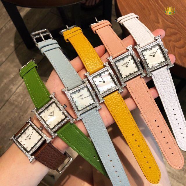 エルメス クォーツ 腕時計の通販 by みよ's shop|ラクマ