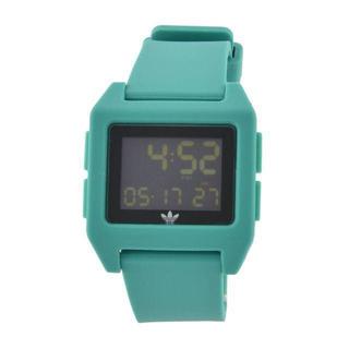 アディダス(adidas)のアディダス Adidas Z15-3185 アーカイブ ユニセックス腕時計(腕時計(デジタル))
