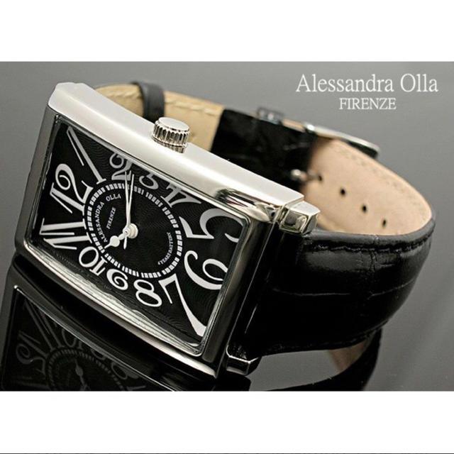 ALESSANdRA OLLA - 限定セール中‼️アレッサンドラオーラ  腕時計の通販 by まつこ's shop|アレッサンドラオーラならラクマ