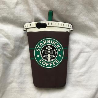 スターバックスコーヒー(Starbucks Coffee)の【Starbucks】iPhone6 ケース(iPhoneケース)