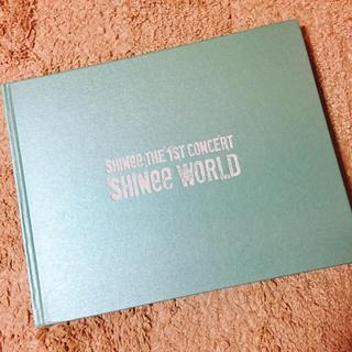 シャイニー(SHINee)のSHINee WORLD 写真集 (K-POP/アジア)