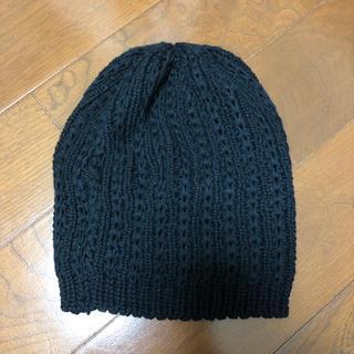 イング(INGNI)のサマーベレー帽(ハンチング/ベレー帽)