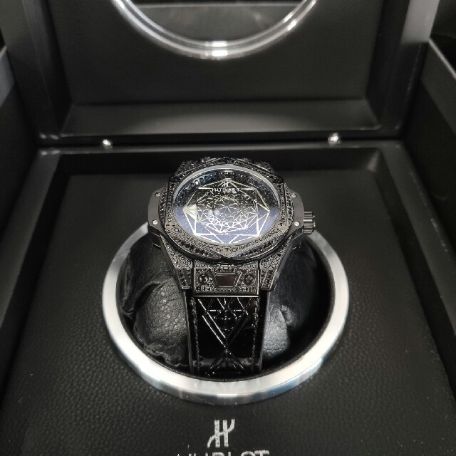 ドゥ グリソゴノ偽物正規取扱店 - HUBLOT - HUBLOT 腕時計の通販 by momo's shop|ウブロならラクマ