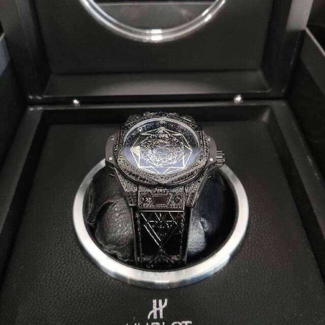 HUBLOT - HUBLOT 腕時計の通販 by momo's shop|ウブロならラクマ