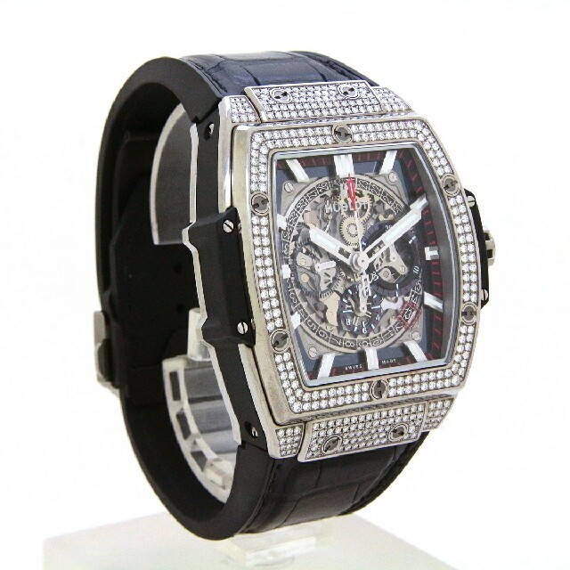 腕時計 スーパーコピー 優良店 口コミ / HUBLOT - ウブロ(HUBLOT)スピリット オブ ビッグ・バン チタニウム パヴェ の通販 by owshiohs212's shop|ウブロならラクマ