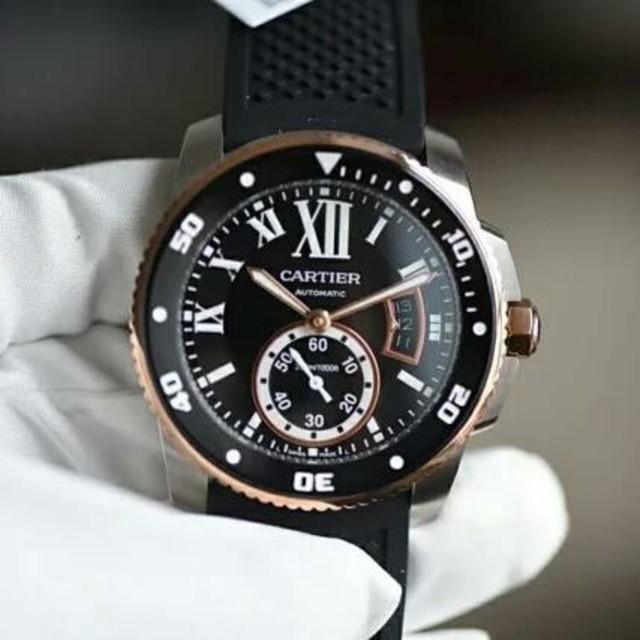 バレンシアガ シティ スーパーコピー時計 - Cartier - CARTIER カリブル ドゥ カルティエ ダイバーカーボン【W2CA0004】の通販 by フミオ's shop|カルティエならラクマ