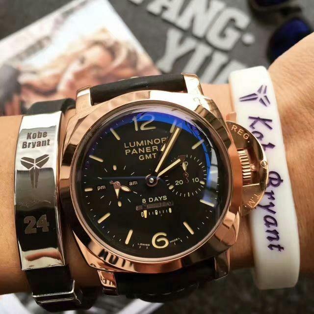 ロレックス gmtマスターii スーパーコピー 時計 、 PANERAI - パネライ PANERAI 自動巻き腕時計の通販 by ミズキ's shop|パネライならラクマ
