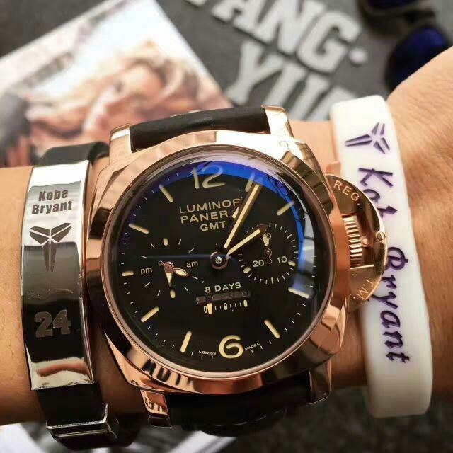 PANERAI - パネライ PANERAI 自動巻き腕時計の通販 by ミズキ's shop|パネライならラクマ