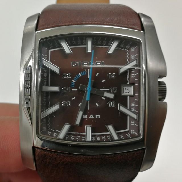 ジン 時計 コピーブランド / DIESEL - 【動作確認済】DIESEL ディーゼル 腕時計 DZ-1179の通販 by ou0-3-0wo's shop|ディーゼルならラクマ