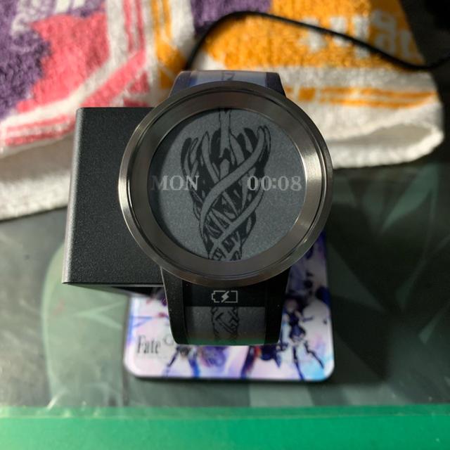 ユンハンス コピー 専門店 、 Fate/Grand Order × FES WATCH U silverモデルの通販 by たつきち's shop|ラクマ
