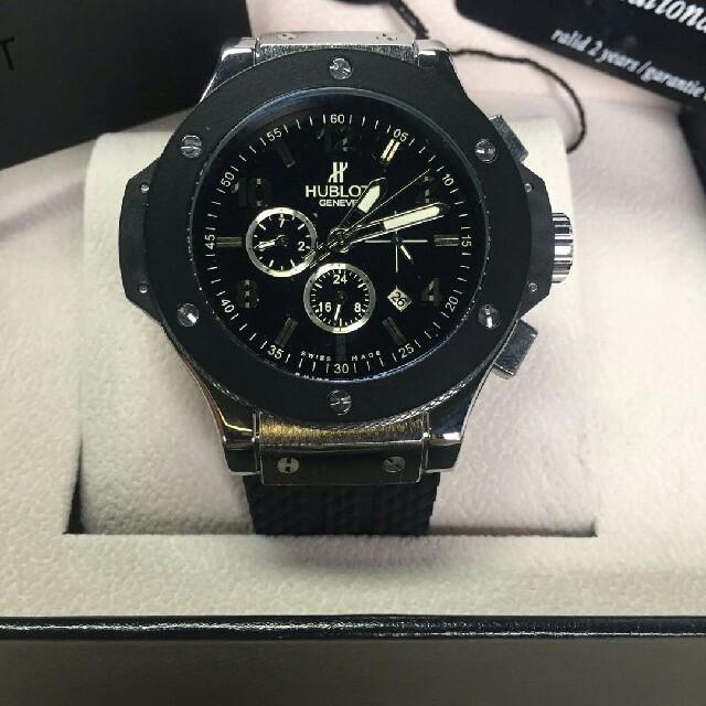 モーリス・ラクロア偽物サイト | HUBLOT - ウプロ 腕時計 自動巻きの通販 by 健児's shop|ウブロならラクマ