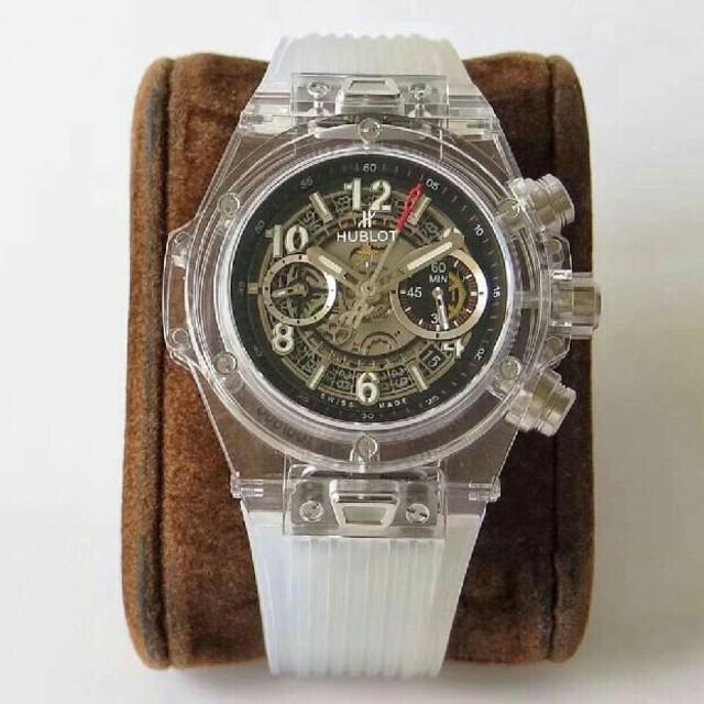 HUBLOT - HUBLOT 腕時計機械自動巻きの通販 by オカモト ミチオ 's shop|ウブロならラクマ