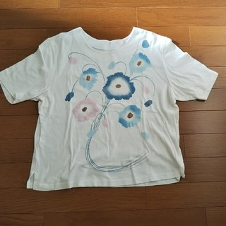レディーストップス Tシャツ LL(Tシャツ(半袖/袖なし))
