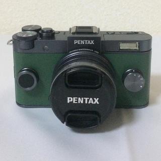 ペンタックス(PENTAX)のPentax QS1 オーダーカラー【中古美品】(ミラーレス一眼)