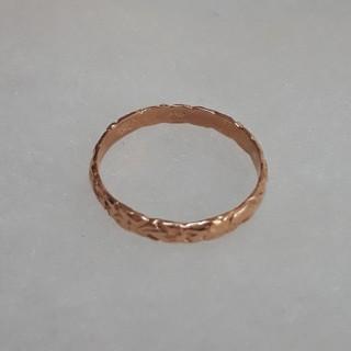 moni k14 ピンキーリング ピンクゴールド(リング(指輪))