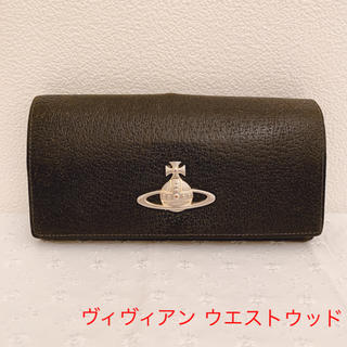 84e5e8b3b044 ヴィヴィアンウエストウッド(Vivienne Westwood)の【中古】Vivienne Westwood 長財布(