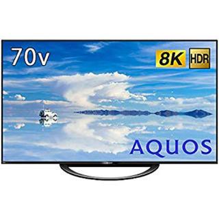 アクオス(AQUOS)のAQUOS 8T-C70AX1 [70インチ](テレビ)