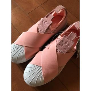 アディダス(adidas)のスリッポン  新品(スニーカー)
