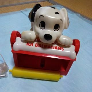 ディズニー(Disney)の101ダルメシアン トイレットペーパーホルダー(トイレ収納)