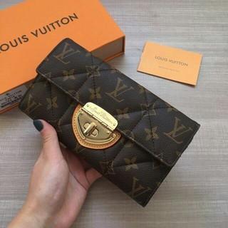 28de5241249a LOUIS VUITTON - LOUIS VUITTON 長財布 ルイヴィトン 二つ折 財布