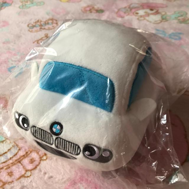 BMW(ビーエムダブリュー)のBMWオリジナルぬいぐるみ💖新品・未開封・レア エンタメ/ホビーのコレクション(ノベルティグッズ)の商品写真